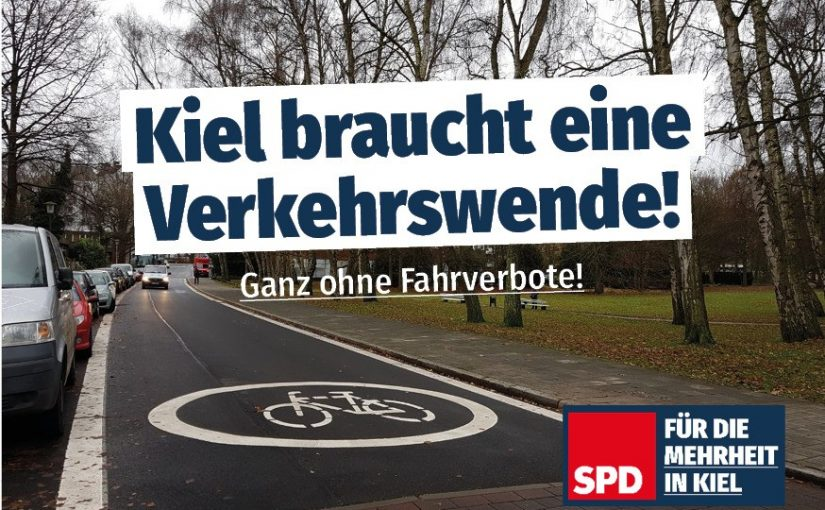Das Fahrrad sicher abstellen