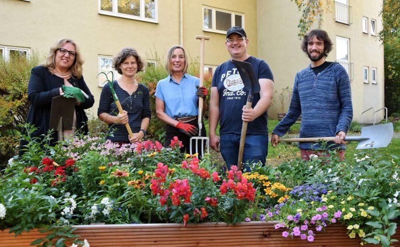 Ein Garten für den Stadtteil